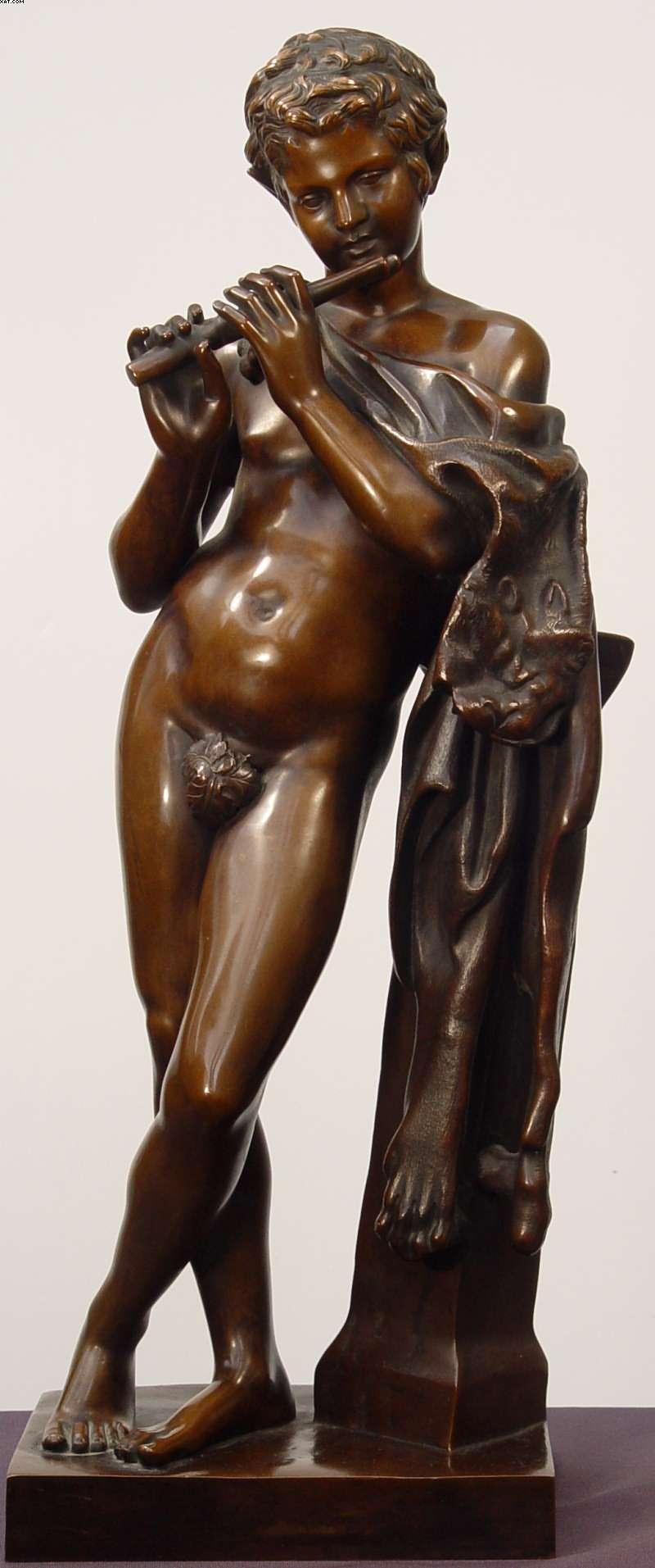 Antique Male Sculpture Pg2
