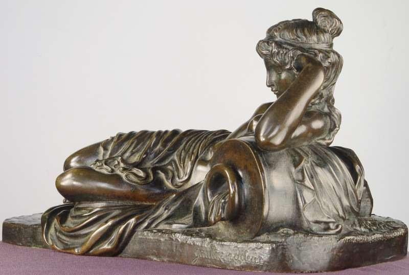antique art nouveau art deco and early 20th century sculpture pg9. Black Bedroom Furniture Sets. Home Design Ideas