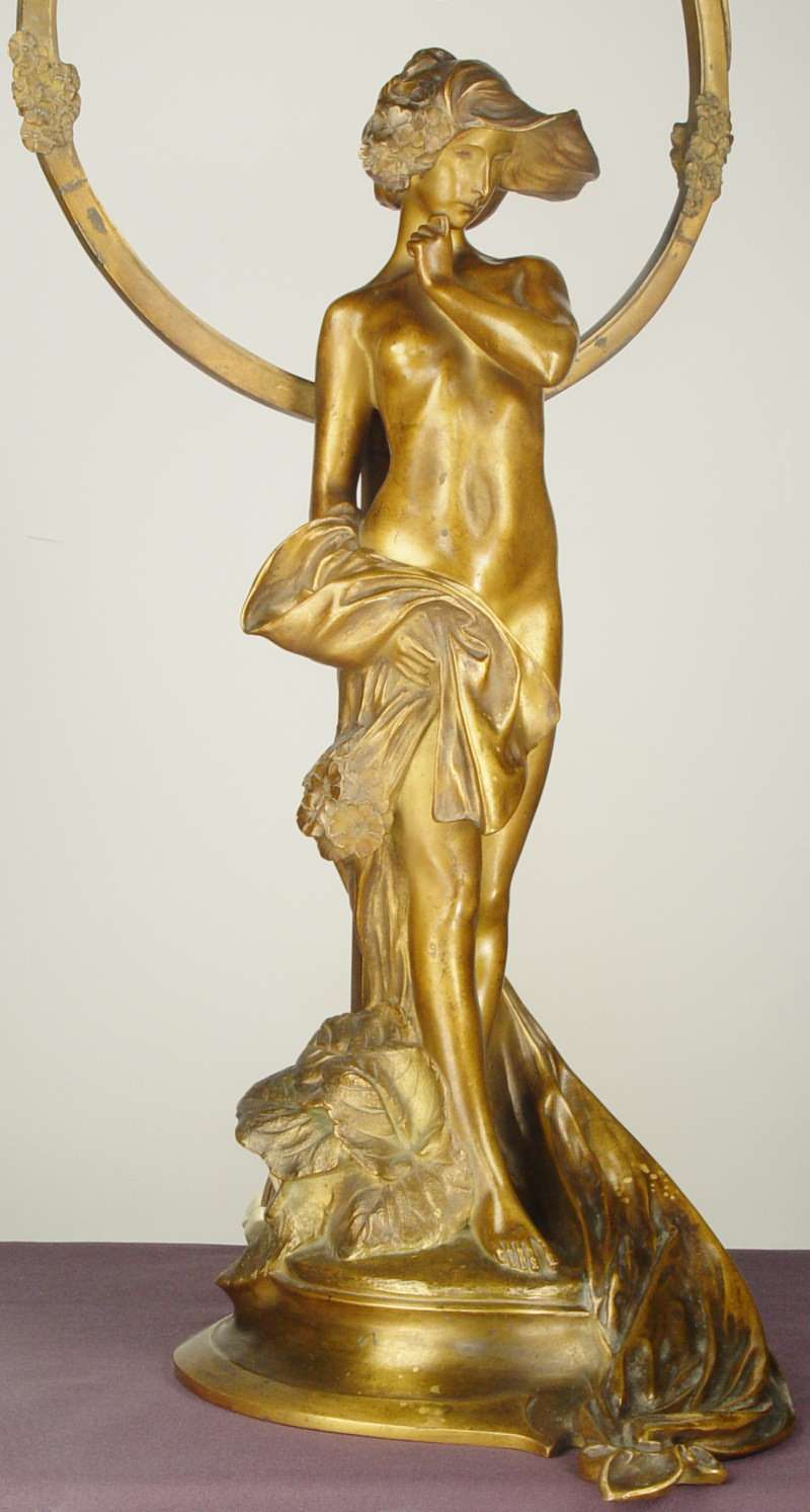 Art Deco Nouveau: ANTIQUE ART NOUVEAU / ART DECO AND EARLY 20th CENTURY